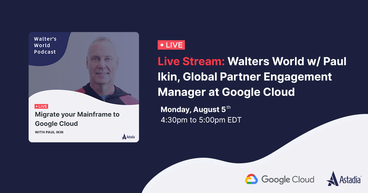 Paul Ikin Global Partner Engagement Manager at Google