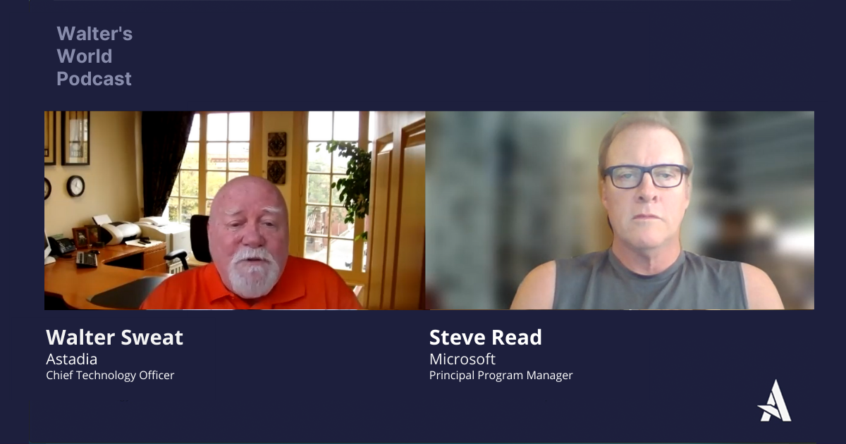 Leverage the Power of Azure with Steve Read