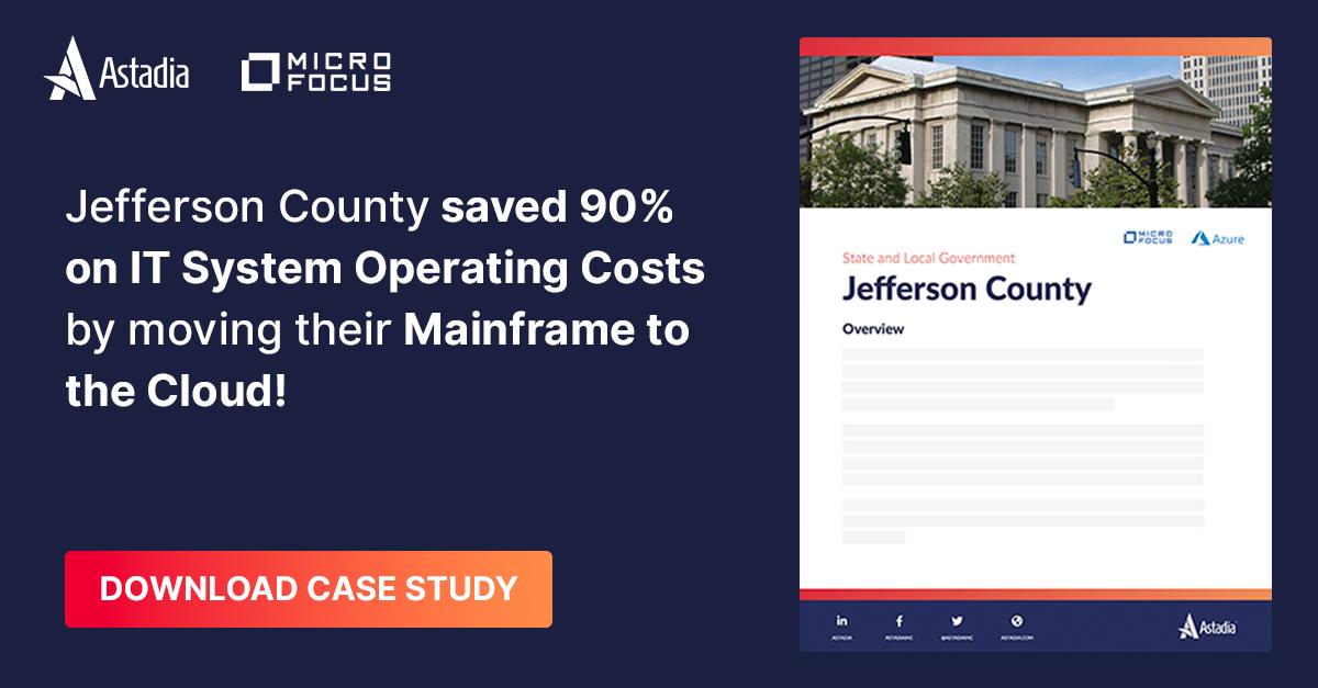 Jefferson County Case Study