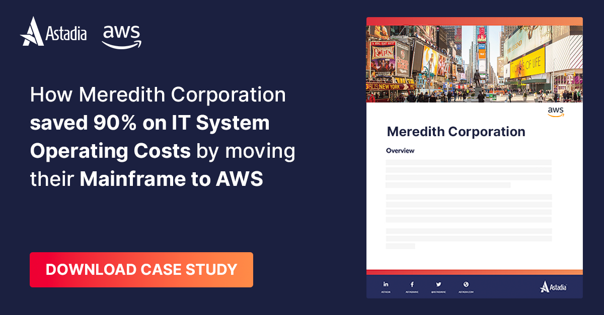 Meredith Corporation Case Study