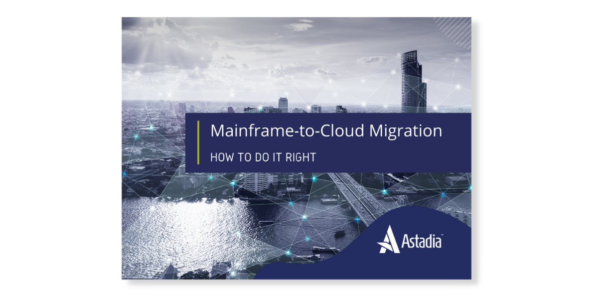 Mainframe-to-Cloud Migration. How To Do It Right