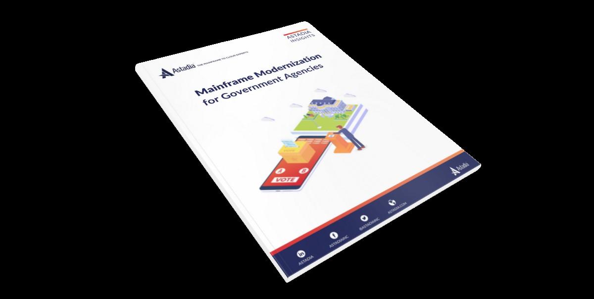 Mainframe Modernization for Government Agencies