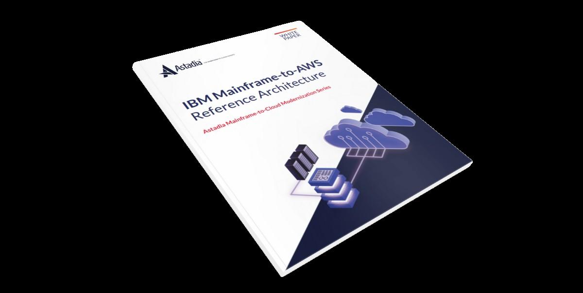 IBM Mainframe to AWS