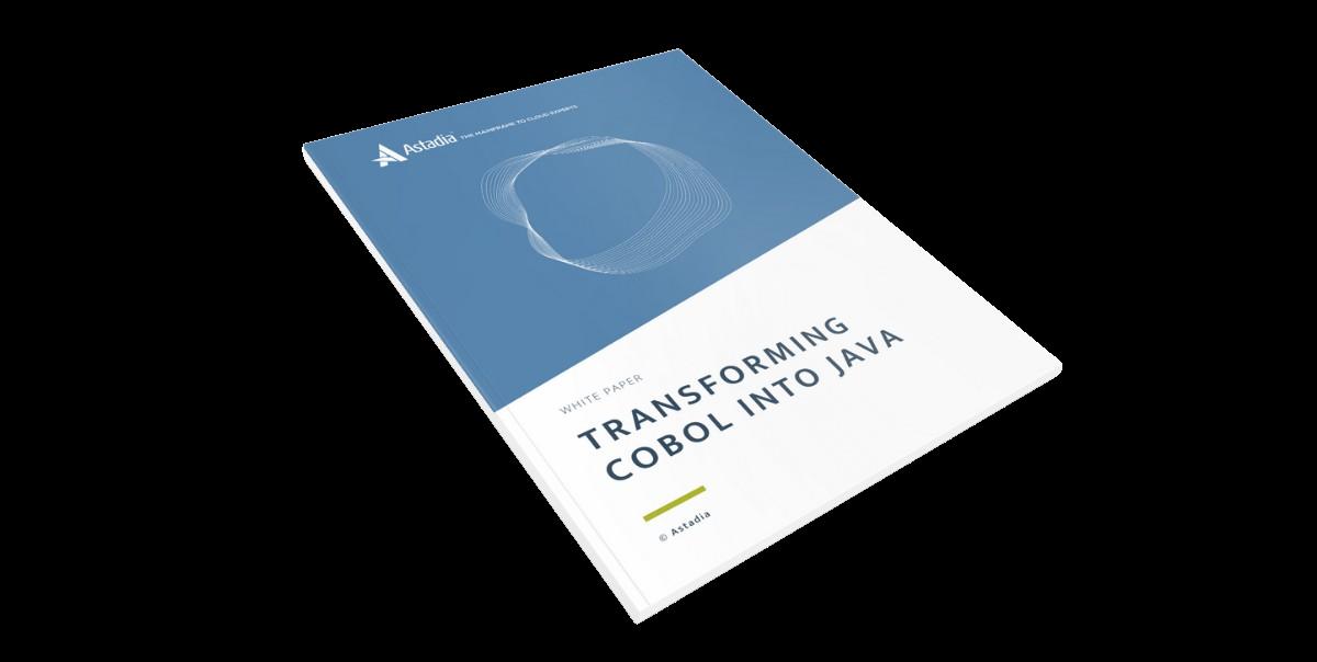 COBOL to Java Transformation