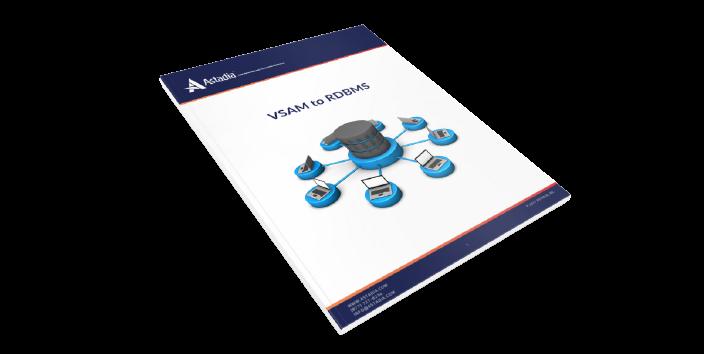 VSAM to RDBMS Migration