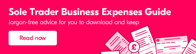 Sole Trader Business Expenses guide