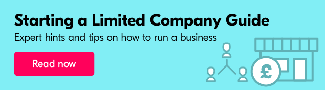 Want to set up a limited company? Get the guide.
