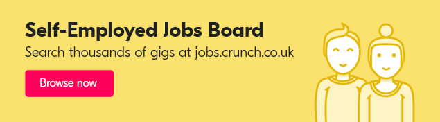 Find a gig with Crunch jobs
