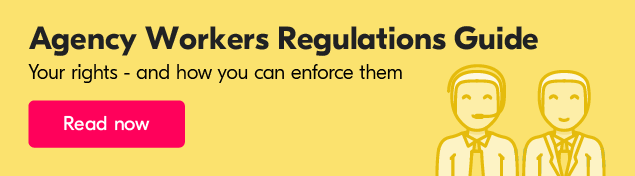 Workers regulations when you're with an agency