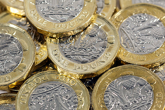 How much should I take as a salary? British pound coins | Crunch