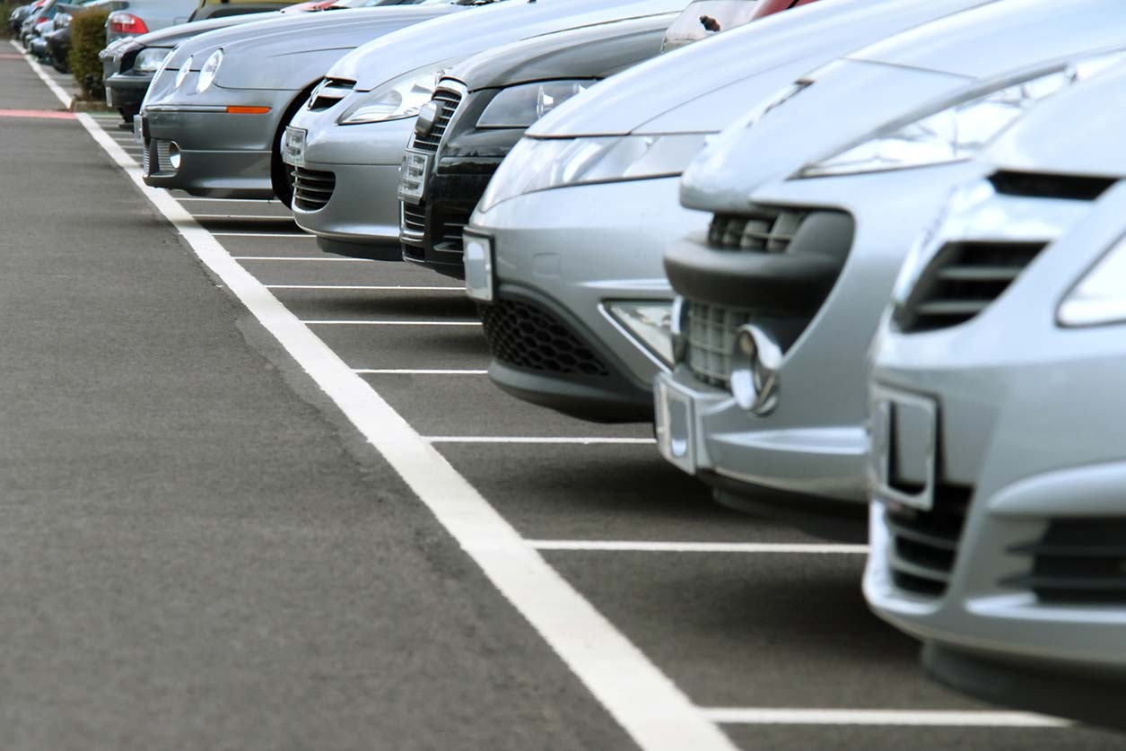 Taxation of company cars and vans - how much will you pay?, image of company car park | Crunch