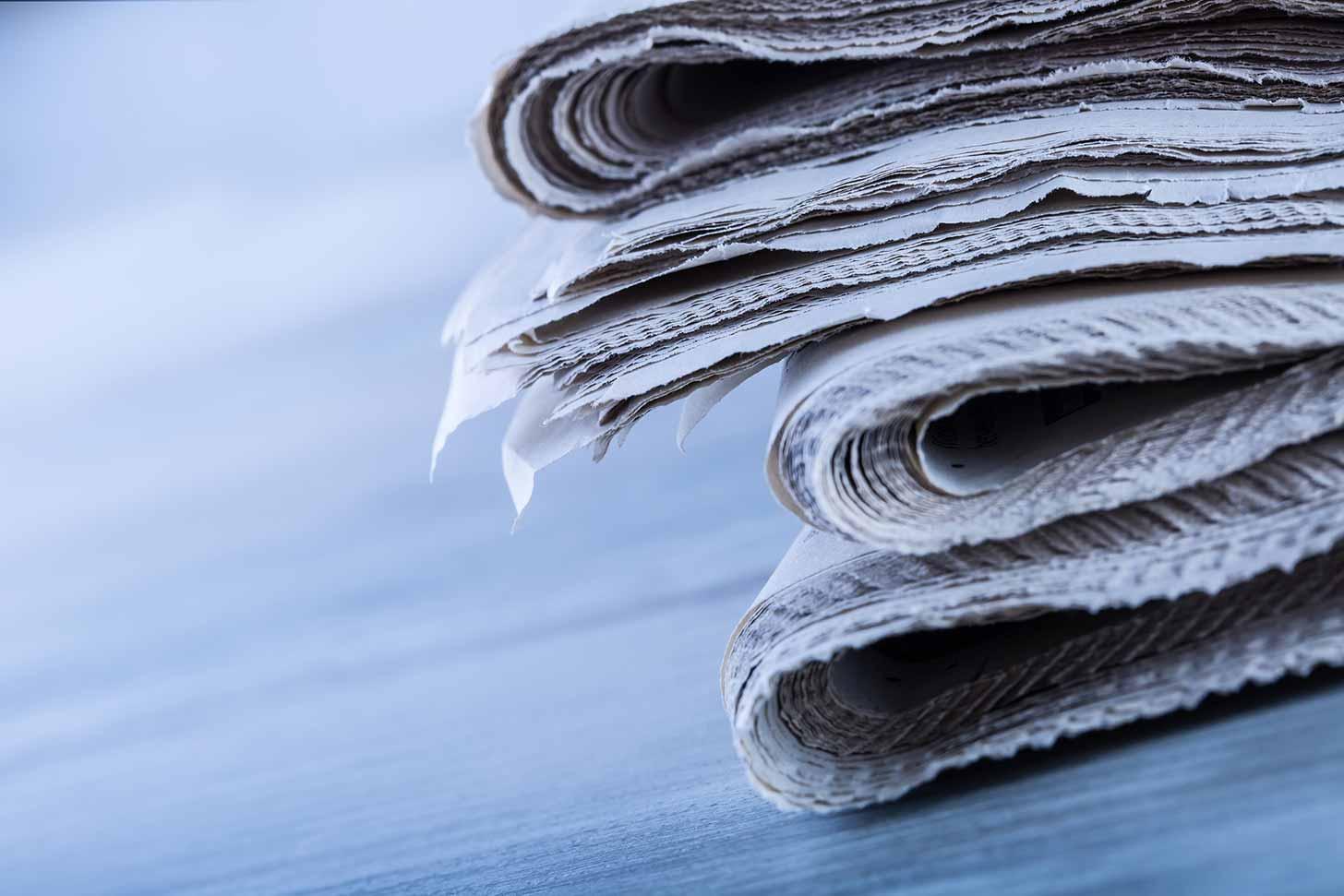 Crunch - Free press release template