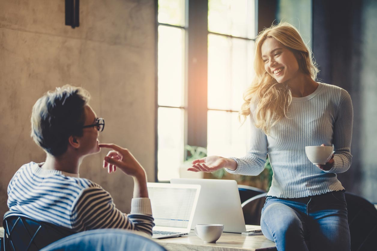 How to find the right business partner