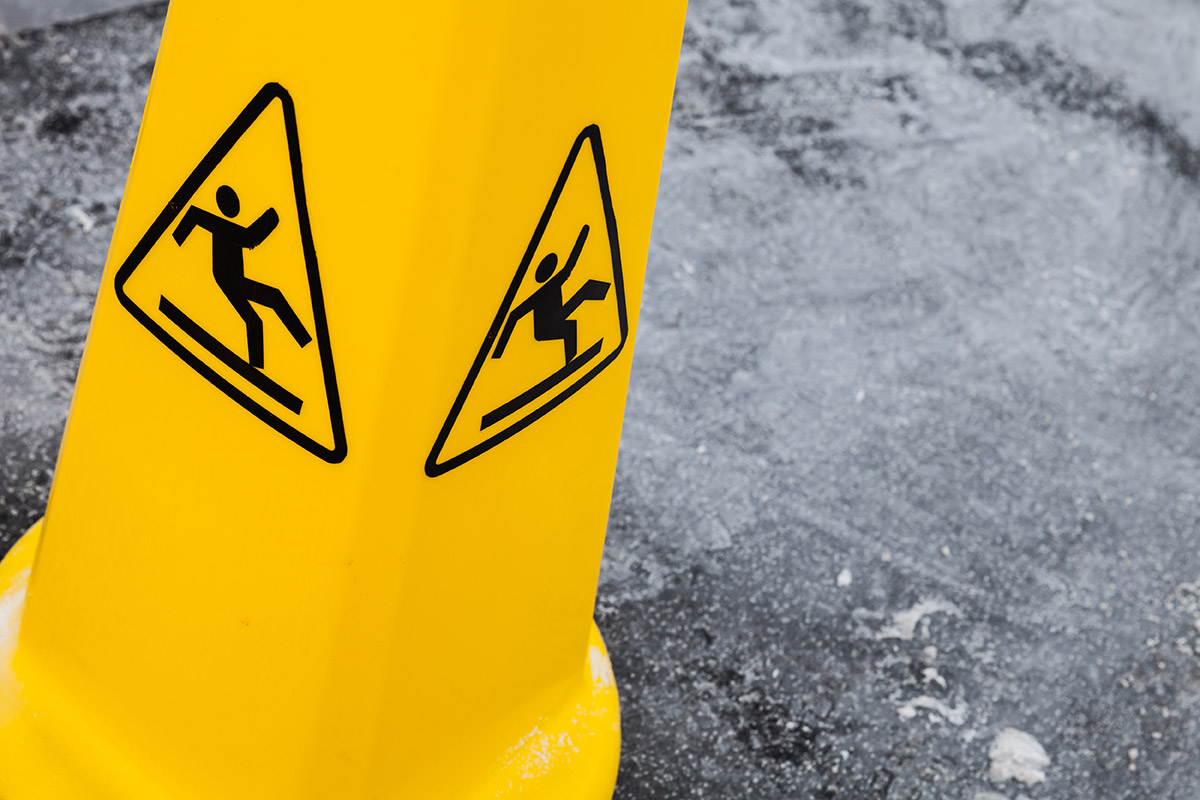 What is Employers' Liability Insurance? What cover is required? Image of hazard cone | Crunch