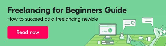 Freelancing for Beginners Guide