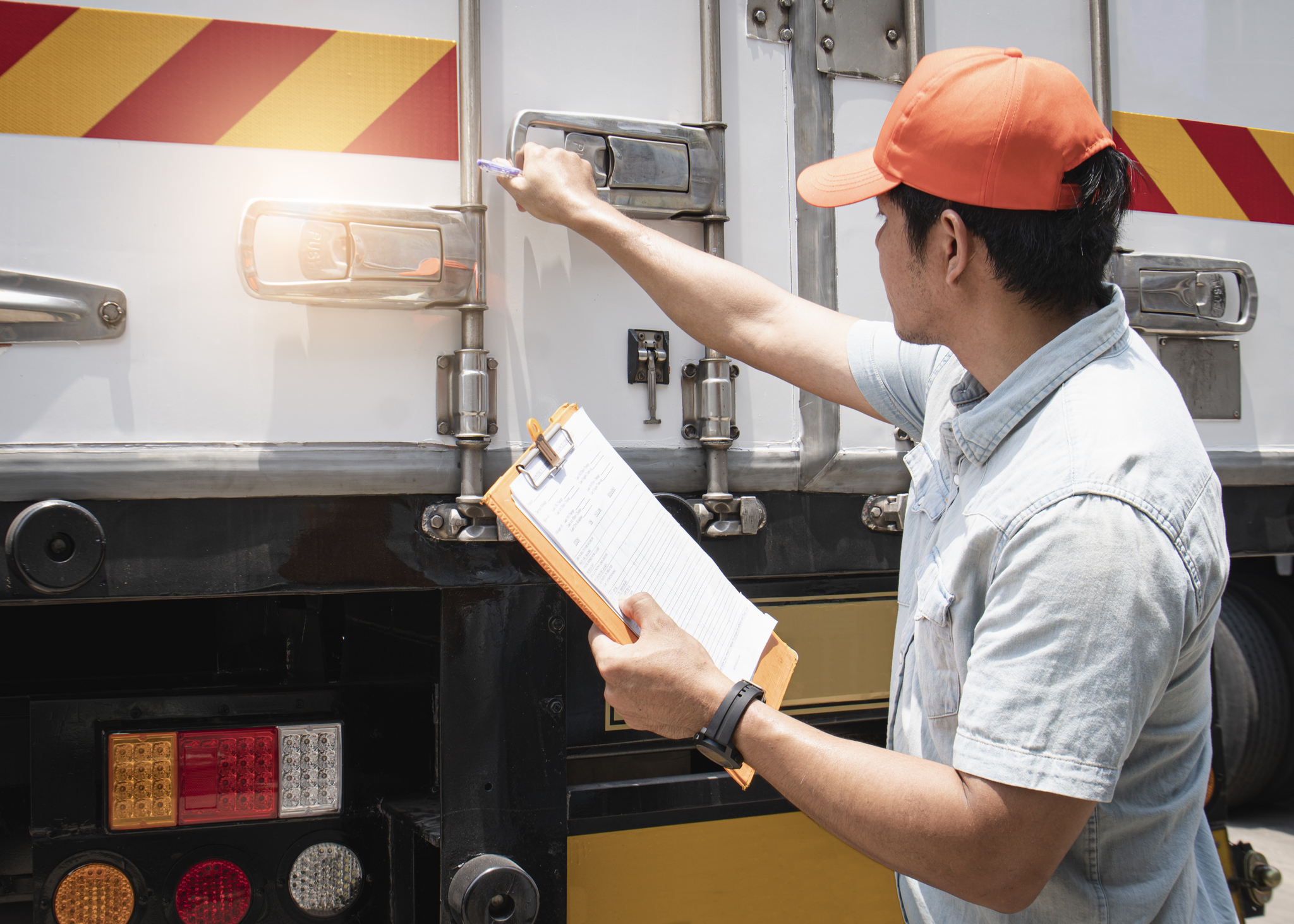 A lorry driver | Blame IR35 | Crunch