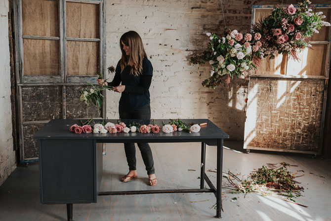 Gemma started Bloominati Florals during the COVID-19 pandemic   Crunch