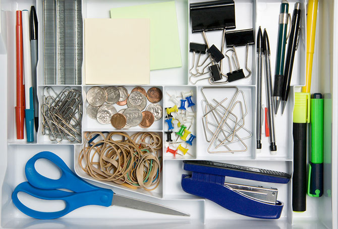 What business expenses can I claim as a Limited Company?, image of a stationery kit | Crunch