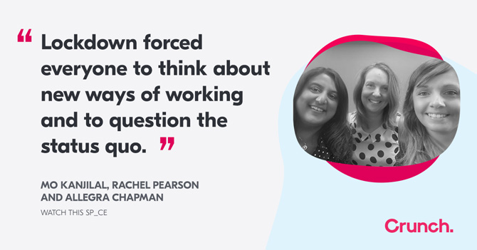 Meet the people who started a business during the COVID-19 pandemic | Crunch - image of 3 ladies