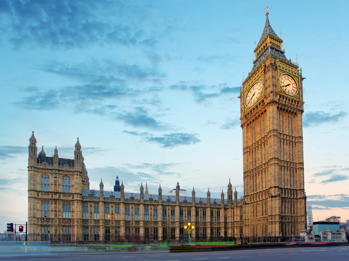 Big Ben and the Houses of Parliament | Crunch Chorus