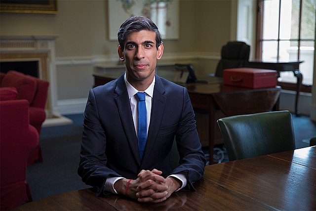 Autumn Budget 2021: Everything you need to know, image of Chancellor Rishi Sunak | Crunch