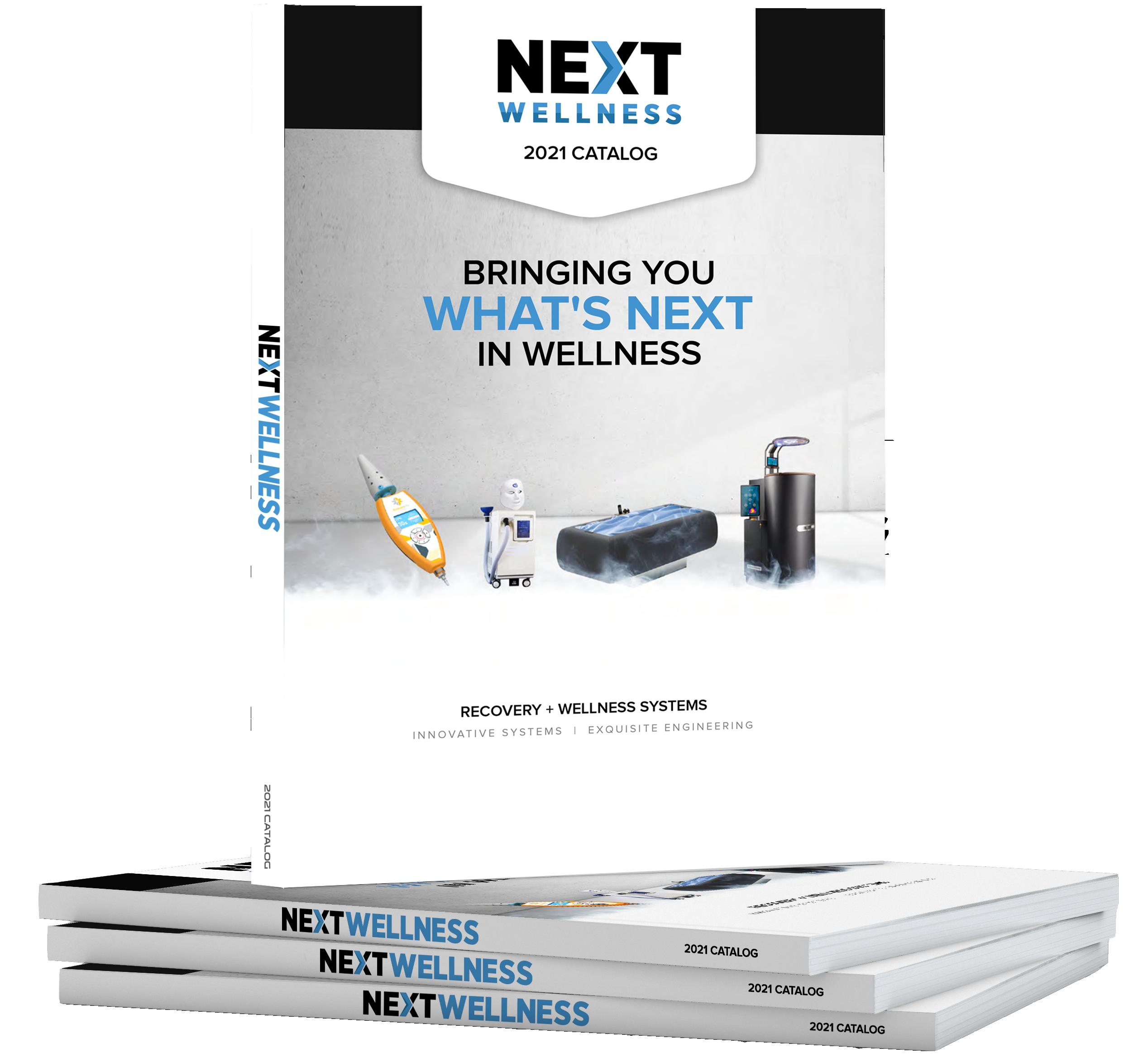 NEXT Wellness 2021 Catalog