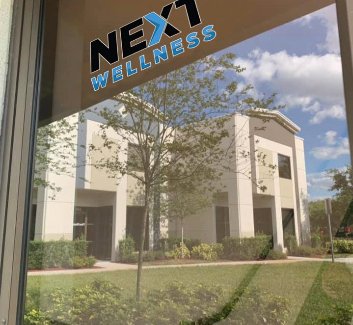 Next Wellness Door