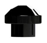 Acute Nozzle - Black