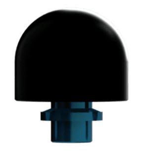 Equine Dome Nozzle