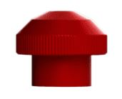 Acute Nozzle - Red