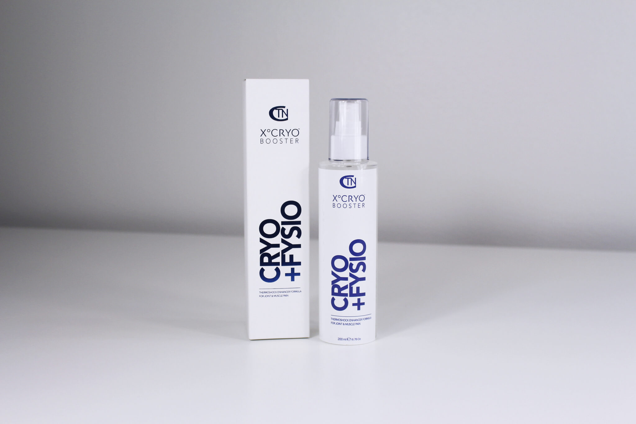 Cryo Fysio (Body) Booster Spray