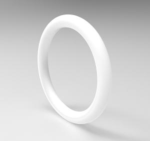 White O-Rings (5 Pack)