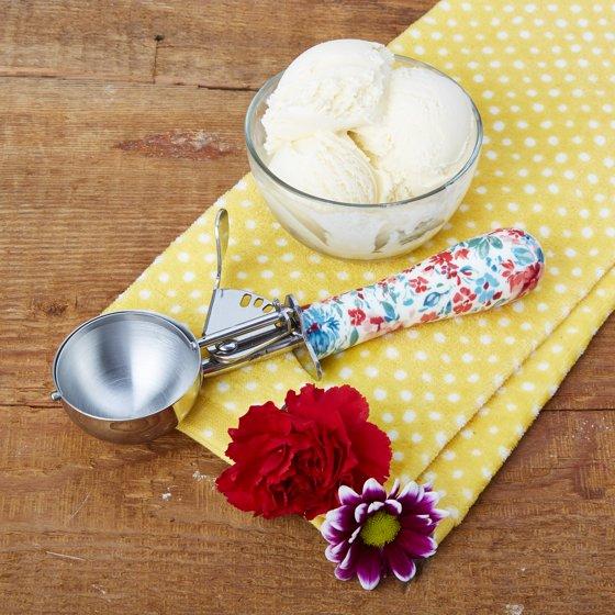 Gorgeous Garden Stainless Steel Ice Cream Scoop