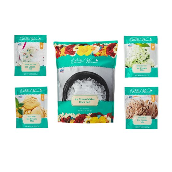 Ice Cream Starter Kit