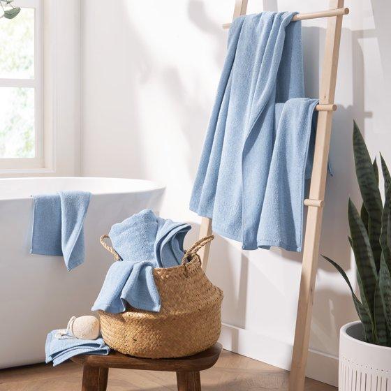 Melange Organic Cotton 6-Pack Towel Set
