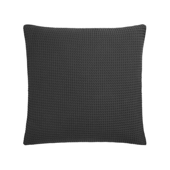 Washed Waffle Decorative Pillow