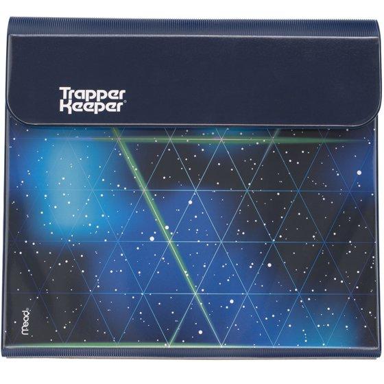 Trapper Keeper Binder, Space, 1 inch