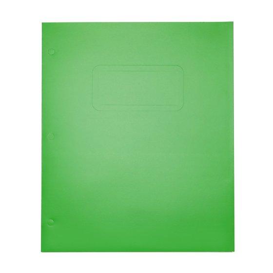 Two Pocket Paper Folder, Letter Size