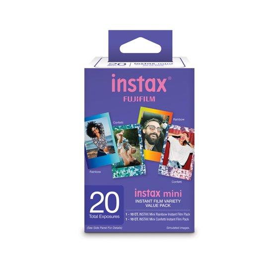 Instax Mini Film Value Pack