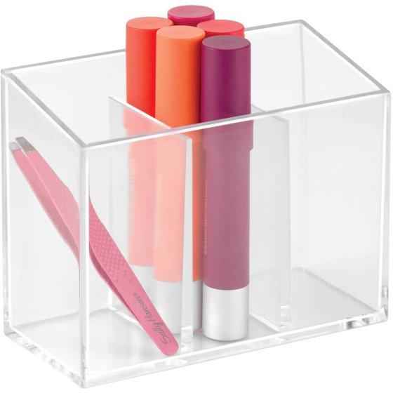 Mainstays Makeup Brush Storage Organizer