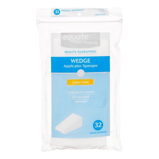 Equate Beauty Wedge Applicator Sponges