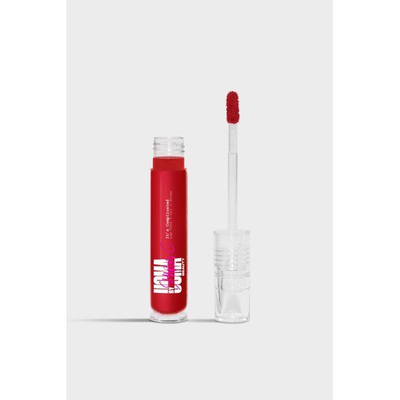 It's Complicated Lip Tint + Oil + Gloss
