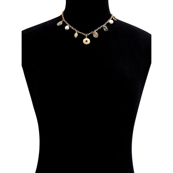 C. Wonder Charm Necklace
