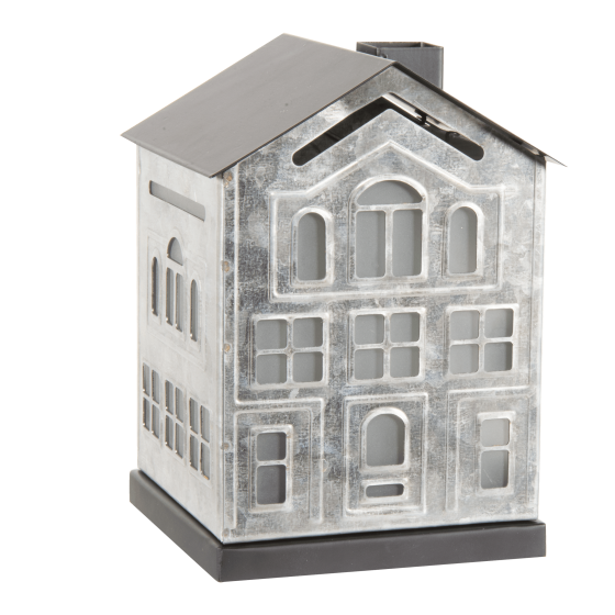 Full Size Wax Warmer, Galvanized House