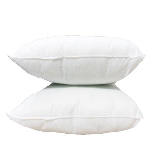 "Pellon Decorative Pillow Inserts, White 18"" x 18"", 2 Pack"