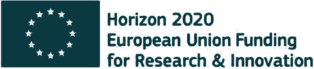 Horizon 2020 European Union Funding for Research & Innovation Logo