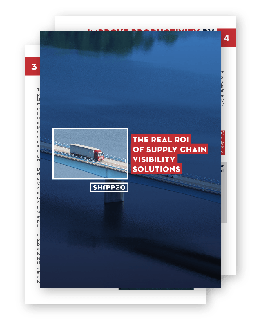 ROI of supply chain visibility eBook