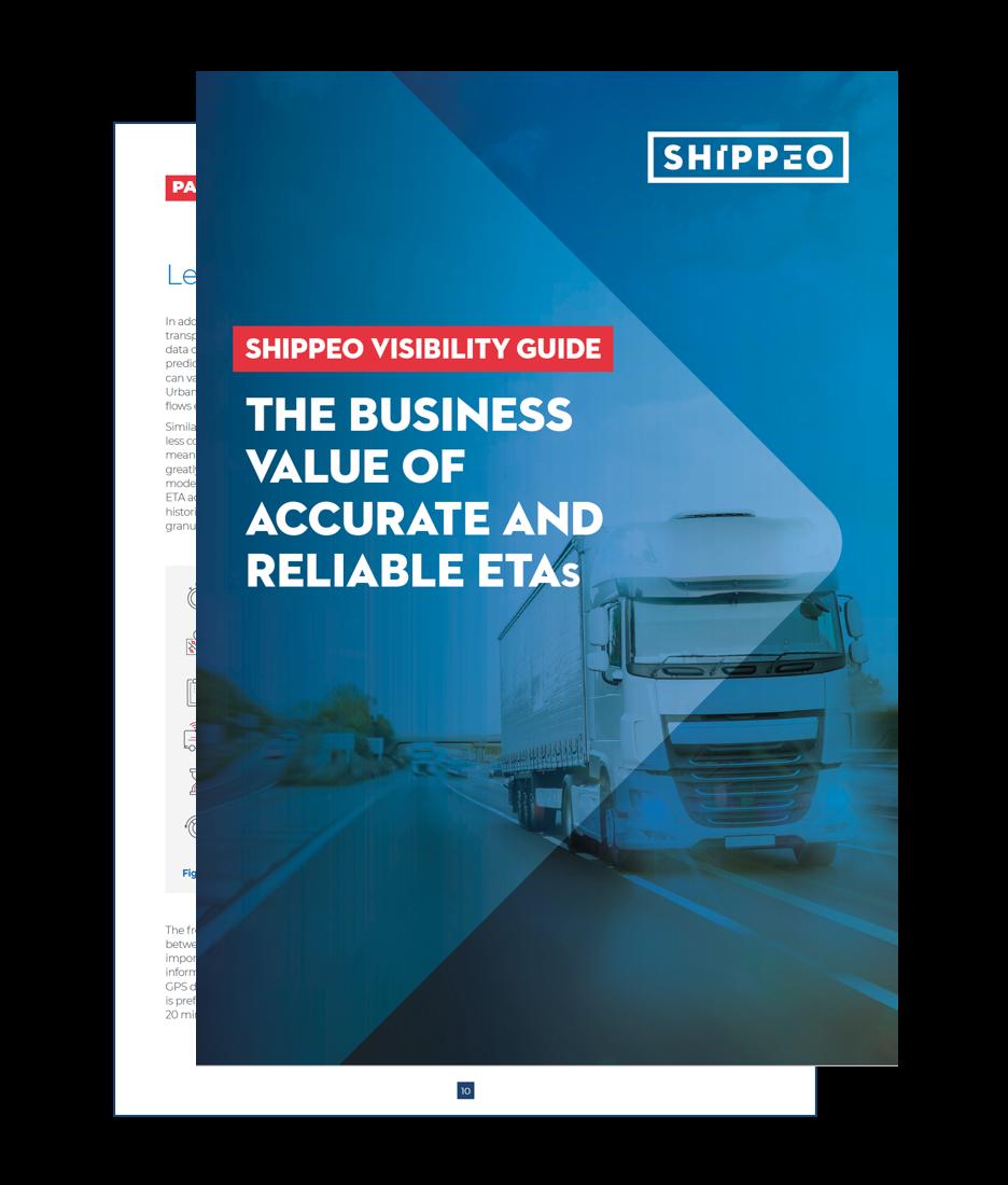 Shippeo Visibility Guide - ETA calculation