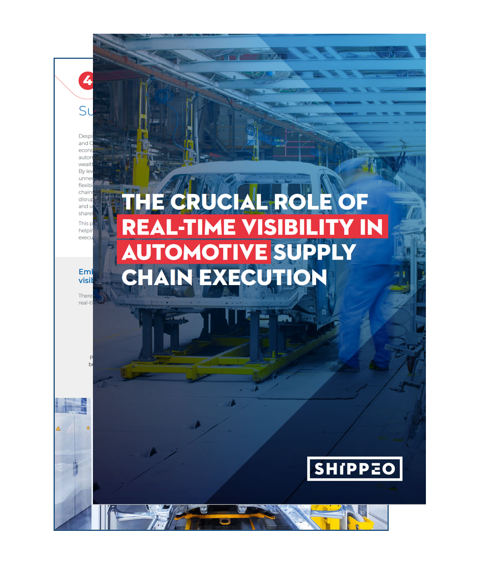 The crucial role of real-time visibility in Automotive supply chain execution