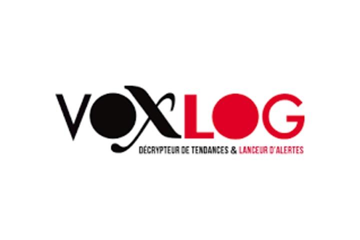 Voxlog logo